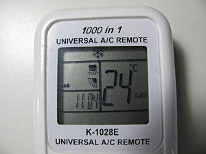 汎用リモコン「K-1028E」