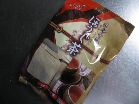 「ほうじ茶(ティーバッグ)」業務スーパー