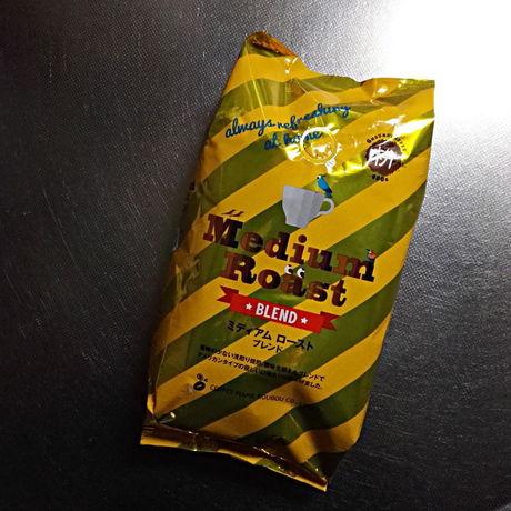 業務スーパーミディアムローストブレンドコーヒー