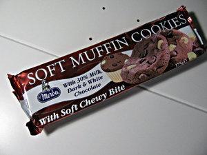 メルバ ソフトマフィンクッキー トリプルチョコレート