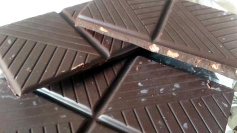 モノプリグルメの板チョコ「カカオチップチョコ」