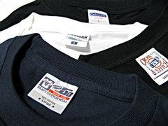 無地Tシャツ(クロス&ステッチ、デラウェア、タッチアンドゴー、ライフマックス)