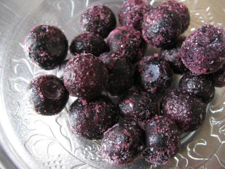 冷凍「チリ産 デューク種使用 ブルーベリー Blueberry」