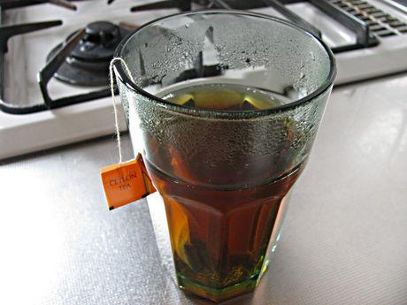 トップバリュベストプライス「100%セイロン茶葉使用 紅茶 Ceylon tea」
