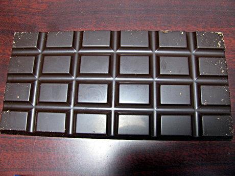 オーガニック&フェアトレード ダークチョコレート