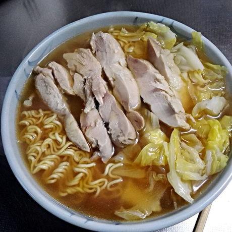 トップバリュ「もちっとした太麺 醤油 ラーメン」