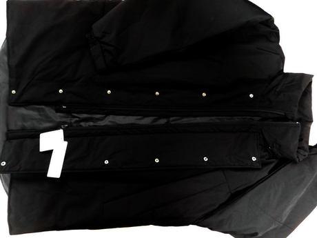 ウィンドプルーフ中綿ビッグコート