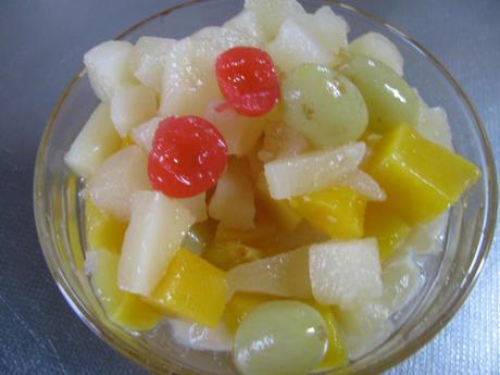 フルーツミックス5種混合果実