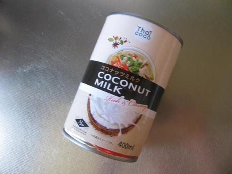 業務スーパー「ココナッツミルク」