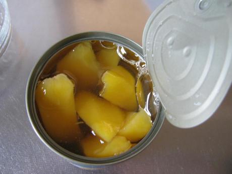 マンゴースライス缶詰