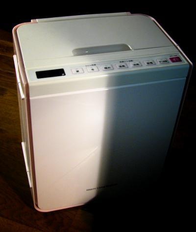 日立の布団乾燥機「アッとドライ HFK-V300」