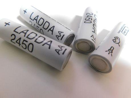 イケア LADDAラッダ 単三型充電式電池