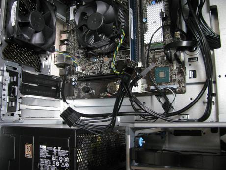 Lenovo Legion T530 内部