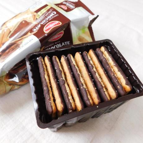 チョコクリームクラッカー