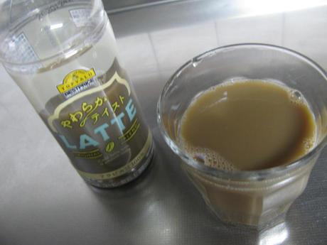 やわらかテイスト LATTE ORIGINAL BLEND アラビカ豆100%