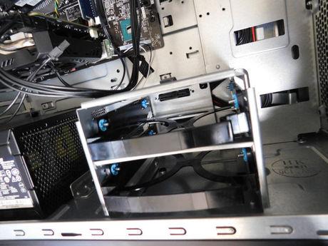 Lenovo Legion T530 HDD増設