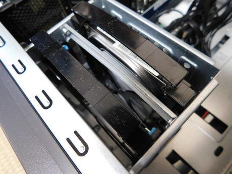 レノボ Legion T530 HDD増設